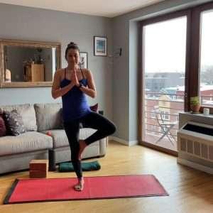 Hip External Rotation Mobility & Strength Flow