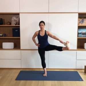 Strong and Stable Standing Balance Flow