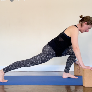 Condition then Move: Knees!